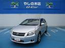 トヨタ/カローラフィールダー X Gエディション スマートキ- DVDナビ ワンセグ