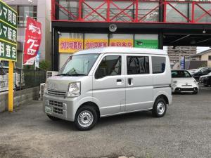 三菱 ミニキャブバン G インパネオートマ2nd発進 記録簿 キーレス ETC