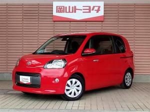 トヨタ ポルテ Y メモリ-ナビ・バックモニタ-・元試乗車