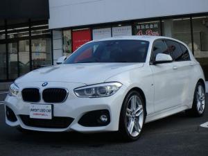 BMW 1シリーズ 118i Mスポーツ 2年間保証付 ナビ BT 18アルミ
