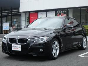 BMW 3シリーズ 320d Mスポーツ HDDナビ BT コンフォートアクセス