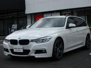 BMW 3シリーズ 320dツーリング Mスポーツ セーフティ アダプティブクルーズ 黒革 純正19インチアルミホイール 全方位カメラ バックカメラ パーキングアシスト 電動テールゲート コンフォートアクセス ブラックドアサッシ&ルーフレール RFT