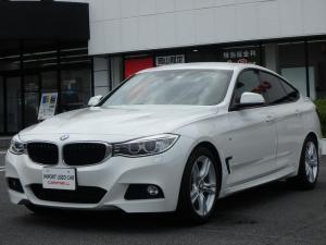 BMW 3シリーズ 320iグランツーリスモ Mスポーツ DTV HDDナビ Bluetooth 純正18インチアルミ コンフォートアクセス インテリジェントセーフティ オートマティックテールゲート バックカメラ リアパークディスタンス LEDヘッドライト
