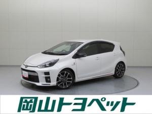 トヨタ アクア G GRスポーツ・17インチパッケージ