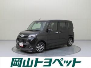 トヨタ タンク カスタムG S ワンオーナー モデリスタエアロ Mナビ 電ス