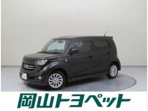 トヨタ bB Z Qバージョン ワンオーナー 4WD トヨタロングラン保証 ワンオーナー 4WD トヨタロングラン保証12カ月