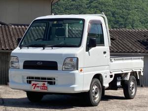 スバル サンバートラック TB 4WD 5速マニュアル エアコン パワステ 軽トラック