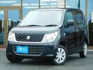 スズキ ワゴンR FX エネチャージ 運転席シートヒーター 衝突安全ボディ セキュリティ アイドリングストップ オートエアコン ABS ベンチシート フルフラット グー鑑定車