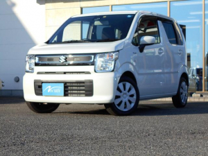 スズキ ワゴンR ハイブリッドFX バックカメラ Bluetooth ABS