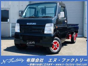 スズキ キャリイトラック KU 2WD 5MT RX2アルミ 左右ヘッドライト交換