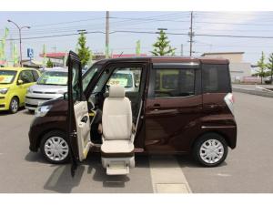 日産 デイズルークス X  助手席スライドアップシート車