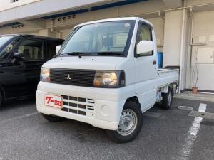 三菱 ミニキャブトラック VX-SE 4WD エアコン パワステ 3速AT 修復歴無