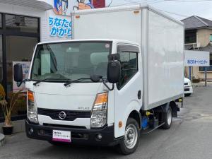 日産 アトラストラック パネルバン ナビ Bカメラ ETC 1400kg積 オートマ