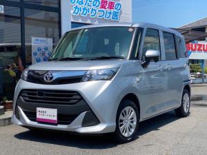 トヨタ タンク X S ナビ BTオーディオ Bカメラ ETC スマアシ
