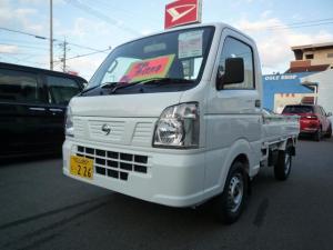 日産 NT100クリッパートラック DX 届出済未使用車 メーカー保証有り
