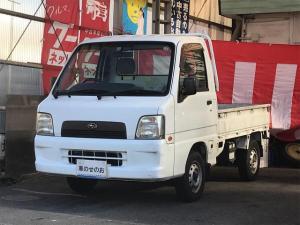 スバル サンバートラック  平成15年式 5速マニュアル 2WD