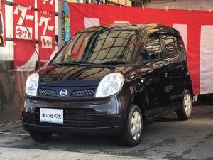 日産 モコ E ショコラティエ 盗難防止システム スマートキー 電動格納ミラー オートエアコン オートライト 平成21年式