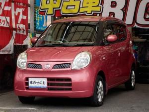 日産 モコ E スマートキー ETC車載器 ベンチシート エアコン DVD 平成20年式
