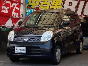 日産 モコ E ショコラティエセレクション ETC AT AC スマートキー ベンチシート パワーウィンドウ オートエアコン 平成20年式
