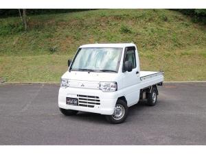 三菱 ミニキャブトラック VX-SE パートタイム4WD エアコン パワステ ライトレベライザー