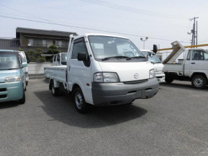 マツダ ボンゴトラック DX低床リアWタイヤフル装備1トン