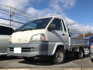 トヨタ ライトエーストラック オートマチック ナビ ETC エアコン ベンチシート