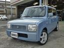 スズキ/アルトラパン X2 4WD 4AT 社外アルミ 運転席シートヒーター