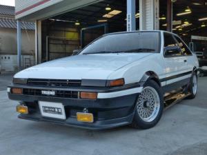 トヨタ スプリンタートレノ GT APEX 車高調 LSD SSR ソレックス レカロ
