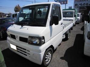 日産 クリッパートラック SD 5速マニュアル 2WD エアコン パワステ 三方開