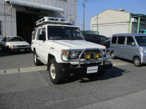 トヨタ ランドクルーザー70 STD