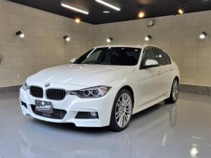 BMW 3シリーズ 320d Mスポーツ OP19インチアルミ/アクティブクルーズ/レーンキープアシスト/純正ナビ/バックモニター/アイドリングストップ//ETC/スマートキー/プッシュスタート/