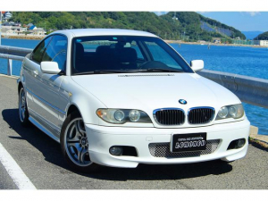 BMW 3シリーズ 318Ci Mスポーツパッケージ ETC HDDナビ 5MT