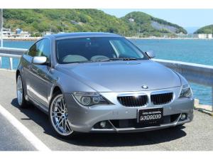 BMW 6シリーズ 630i 20インチアルミ サンルーフ 外品アルミ ETC内蔵ルームミラー