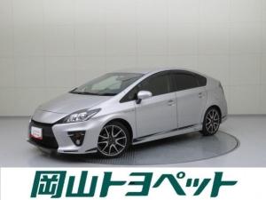 トヨタ プリウス Sツーリングセレクション・G's 走行距離無制限・1年保証