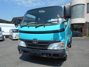 トヨタ ダイナトラック Wキャブフルジャストロー 2t積
