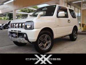 スズキ ジムニー クロスアドベンチャー 4WD AT ナビ フルセグTV ETC