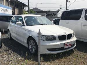 BMW 1シリーズ 116i  AW スマートキー オーディオ付