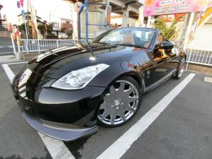 日産 フェアレディZ ロードスターVerST6MT バンパー車高調テール改20AW