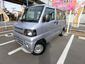 三菱 ミニキャブバン CD 4WD パワステ エアコン エアバック