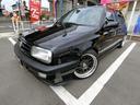 フォルクスワーゲン/VW ヴェント GLi 左ハンドル SR 外AW 車高調 外マフラー LED