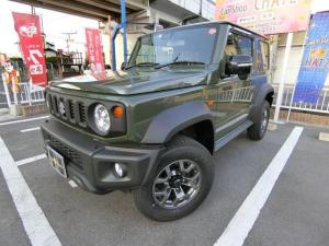 スズキ ジムニーシエラ JC 5MT 4WD プリクラ 背面タイヤ LED 純正AW
