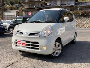 日産 モコ G ABS 電格ミラー インテリキ- オートエアコン ベンチシート CD