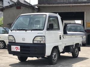 ホンダ アクティトラック SDX 2WD 5速マニュアル エアコン付き 三方開
