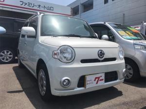 ダイハツ ミラココア ココアプラスX 軽自動車 ETC パールホワイトIII