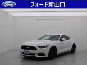 フォード マスタング 50イヤーズ エディション 純正SDナビ DTV