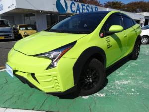 トヨタ プリウス Sツーリングセレクション DAZER デモカー リフトアップ