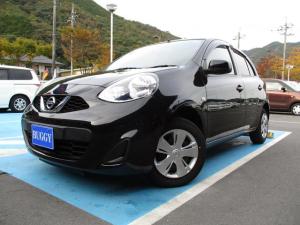 日産 マーチ S 新車保証 走行距離10366Km CD ETC装備