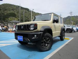 スズキ ジムニーシエラ JC 新車保証 5速ミッション セーフティサポート