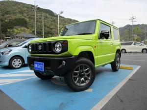 スズキ ジムニー XC 新車保証 4速オートマ セーフティサポート クルーズコントロール ヘッドライトウォッシャー