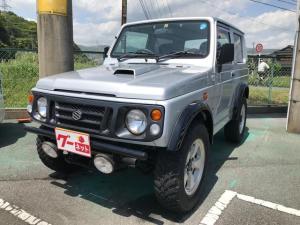 スズキ ジムニー ワイルドウインド 軽自動車 4WD
